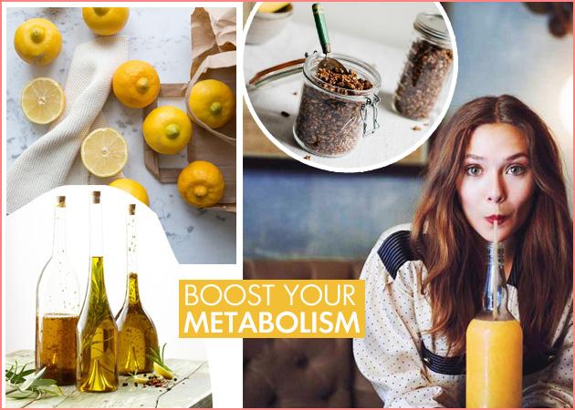 Ενεργοποίηση μεταβολισμού: Τροφές και tips για διπλάσιες καύσεις! | tlife.gr