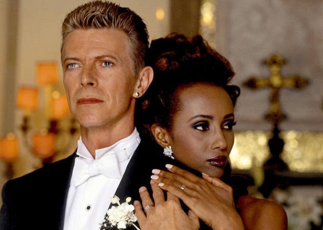 Συγκινεί η Ιμάν – Ραγίζουν καρδιές τα λόγια για την 25η επέτειο που θα γιόρταζε με τον David Bowie | tlife.gr