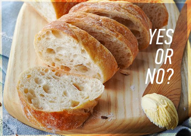 Πώς θα τρως το αγαπημένο σου ψωμί και στη δίαιτα! Tips για να μην σε παχαίνει…