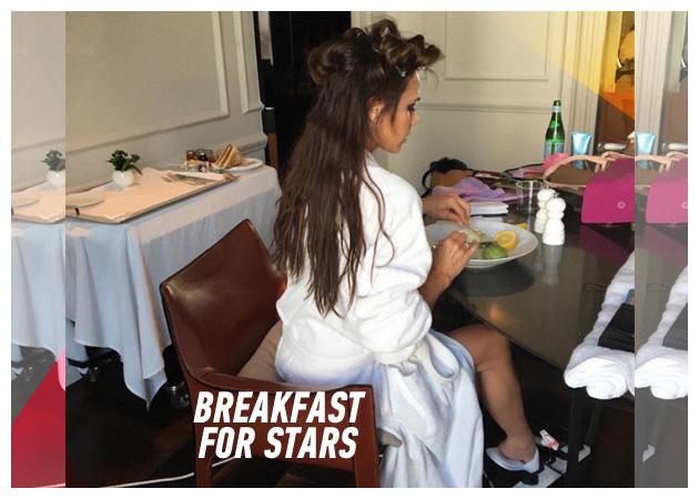 ΤΟ ΠΡΩΙΝΟ ΤΩΝ ΣΤΑΡ: Τι τρώνε το πρωί οι διάσημες;