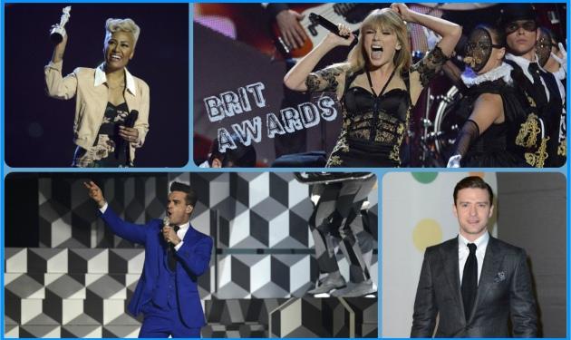 Brit Awards 2013: Όλα όσα έγιναν στην απονομή και οι νικητές της βραδιάς! Φωτογραφίες | tlife.gr