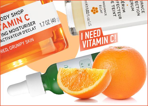 Όλα όσα πρέπει να ξέρεις για την βιταμίνη C στις κρέμες! | tlife.gr