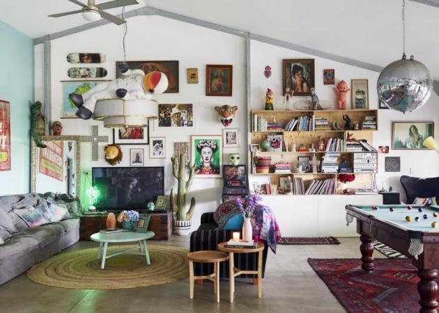 """Μια εντυπωσιακή """"πολυπολιτισμική"""" μονοκατοικία στην Αυστραλία"""