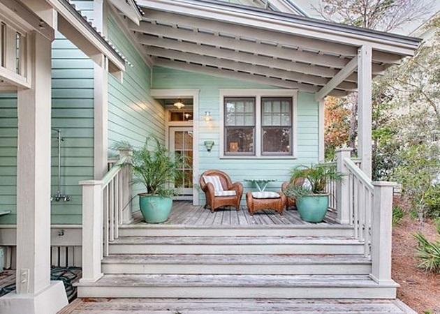 Exterior design: Ποια είναι τα χρώματα της χρονιάς για την εξωτερική όψη του σπιτιού σου | tlife.gr