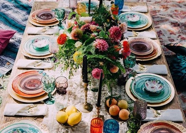 Easter art de la table: Πώς να διακοσμήσεις το εορταστικό τραπέζι του Πάσχα
