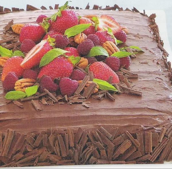 1 | Ανακύκλωσε την παλιά σου τούρτα