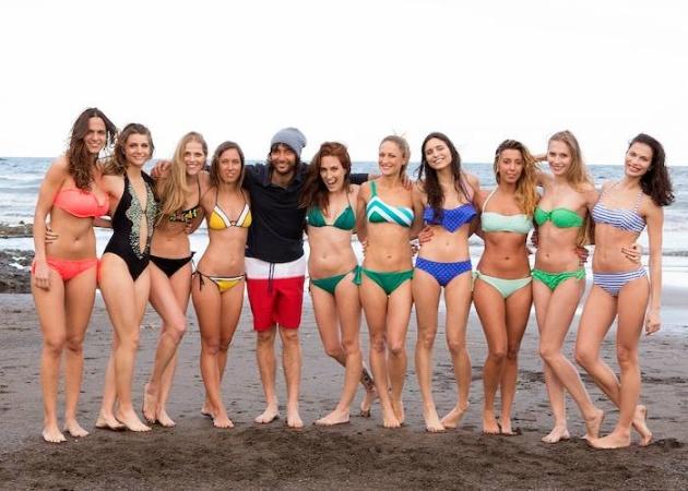 Calzedonia Ocean Girls: Το νέο reality περιπέτειας στον αέρα του MΤV! | tlife.gr