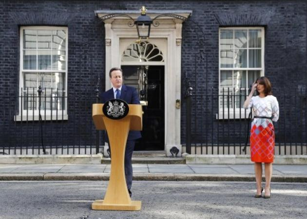 BREXIT: Κάμερον: Παραιτούμαι! Νέα ηγεσία από τον Οκτώβριο!
