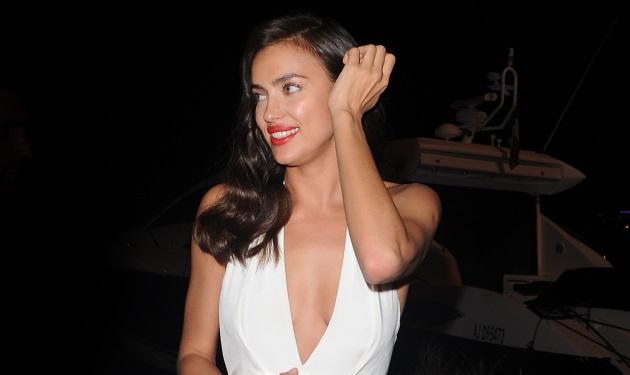 Cannes 2015: Με σέξι εμφάνιση και χωρίς τον Bradley Cooper, η Irina Shayk! Φωτογραφίες