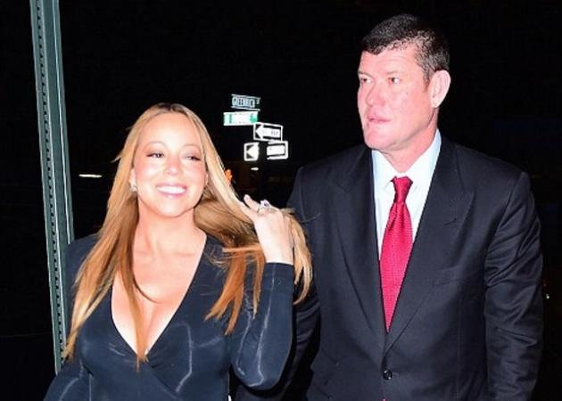 Αρραβωνιάστηκε η Mariah Carey – 7 εκατομμύρια ευρώ το μονόπετρο που της χάρισε ο φίλος της