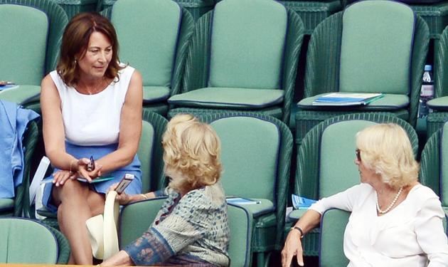 Πριγκίπισσα Charlotte: Ψιλή κουβεντούλα για τις γιαγιάδες πριν τη βάφτιση | tlife.gr