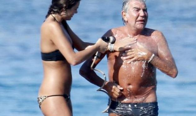Παξοί: Καπετάνιος πιάστηκε στα χέρια με τον… Ρομπέρτο Καβάλι!   tlife.gr