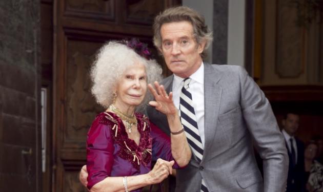 Πέθανε η 88χρονη Δούκισσα που είχε παντρευτεί τον 24 χρόνια νεότερό σύντροφό της!