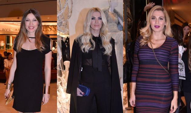 Εγκαίνια με επώνυμες κυρίες για το νέο κατάστημα της Σήλιας Κριθαριώτη! | tlife.gr