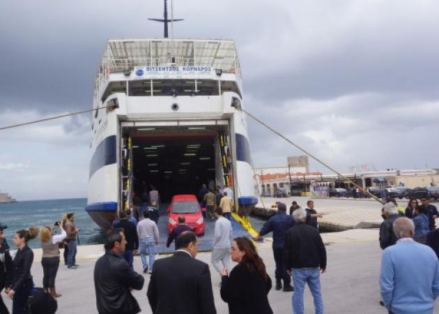 Χανιά: Πέθανε στο γκαράζ του πλοίου – Τραγωδία με νεκρή γυναίκα