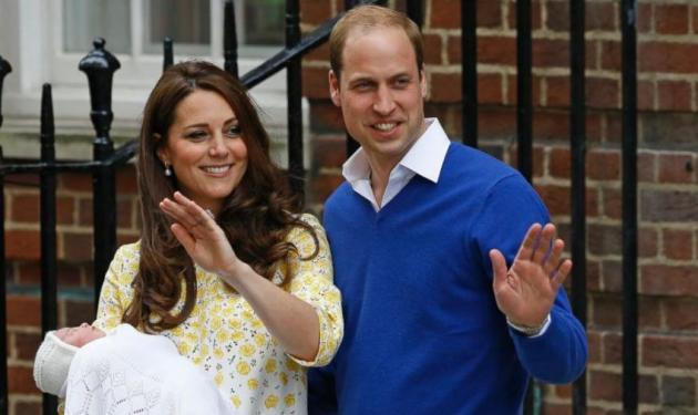 Kate Middleton: Ποιος θα βαφτίσει την πριγκίπισσα Charlotte; | tlife.gr