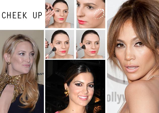 Πώς να ανασηκώσεις τα ζυγωματικά σου! PS: χωρίς πλαστική αλλά με το σωστό μακιγιάζ! | tlife.gr