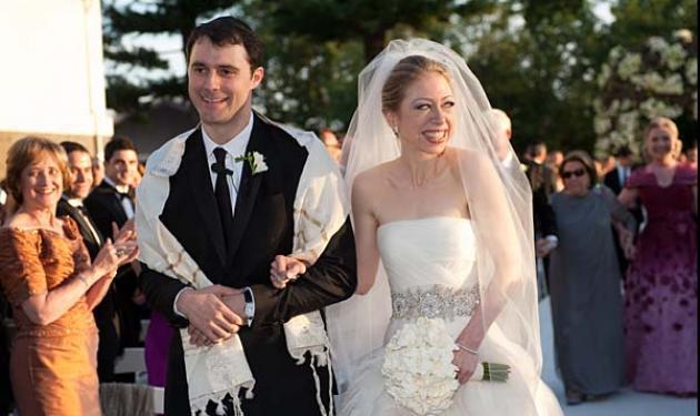 Χωρίζει η κόρη του Clinton έξι μήνες μετά τον πολυτελέστατο γάμο! | tlife.gr