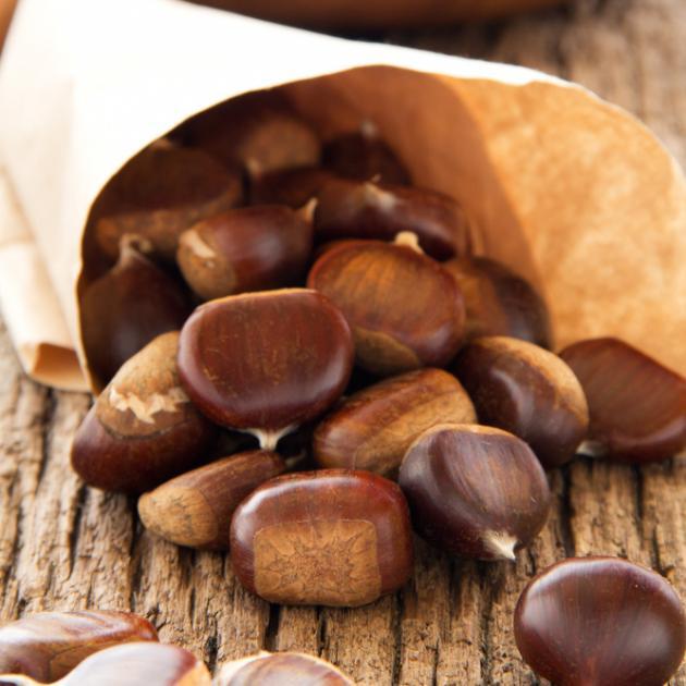Κάστανο: Πλούσιο σε διαιτητικές φυτικές ίνες! | tlife.gr