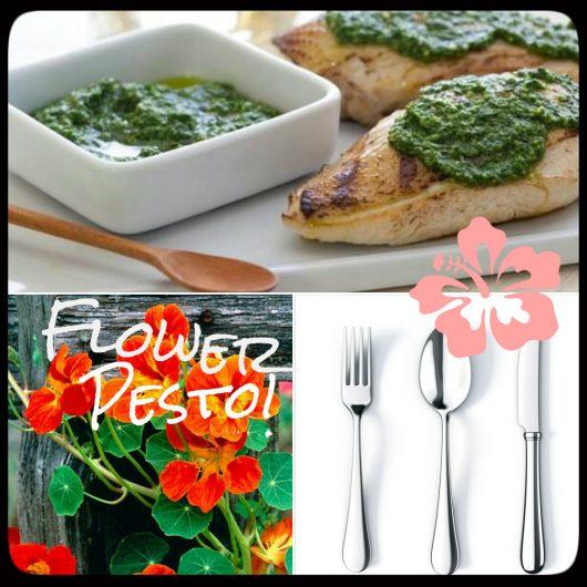 Στήθος κοτόπουλο με πέστο λουλουδιών | tlife.gr