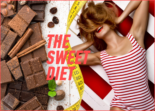 Δίαιτα με γλυκό: Χάσε κιλά χωρίς να στερείσαι την αγαπημένη σου αδυναμία
