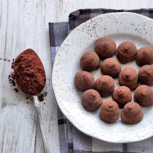 Chocolate truffles | tlife.gr