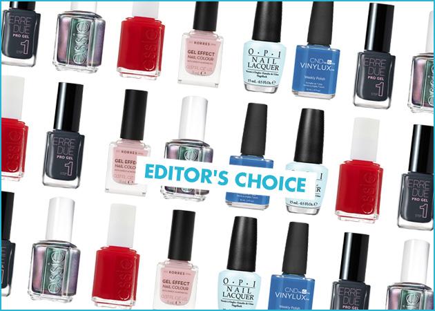 Τι χρώμα θα βάψουμε τα νύχια μας πριν φύγουμε για διακοπές!