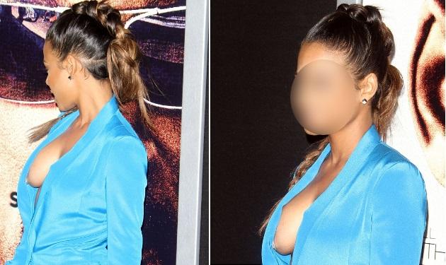 Αποκαλυπτικό ατύχημα για… διάσημη ηθοποιό! Δεν έβαλε σουτιέν και φάνηκε το στήθος της | tlife.gr