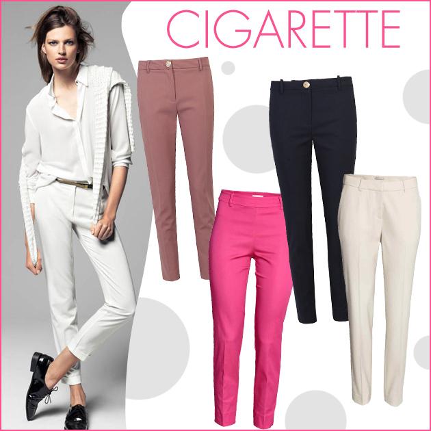 1 | Cigarette παντελόνια