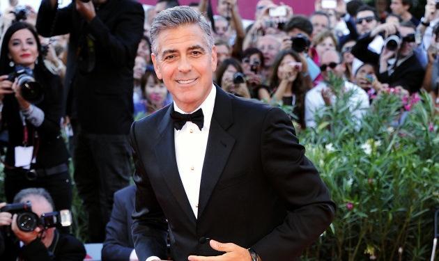 George Clooney: Mετακομίζει στο Λονδίνο για την αγαπημένη του! | tlife.gr