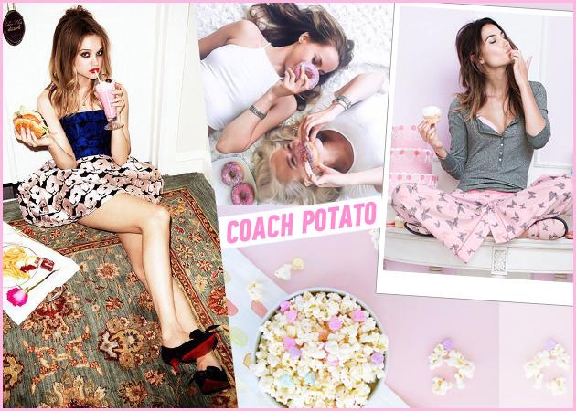 Couch Potato: Η άγνωστη αιτία για να πάρεις κιλά το χειμώνα! | tlife.gr