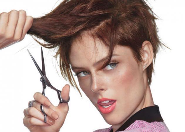 Τα 4 tips της Coco Rocha για κοντά μαλλιά!   tlife.gr