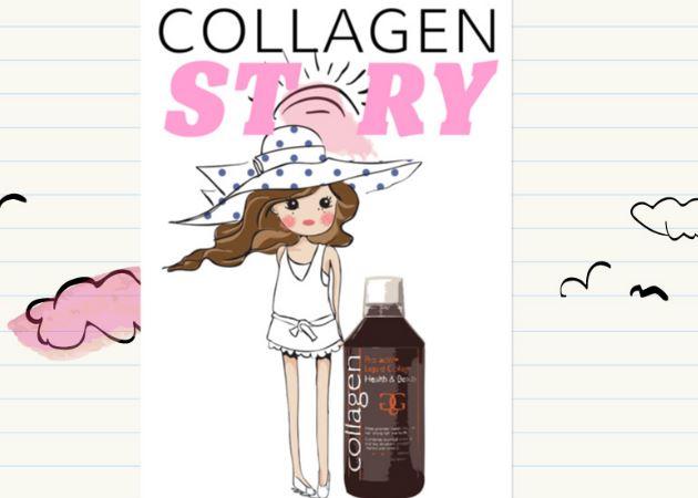 Collagen Pro-Active! Μάθε πώς το κολλαγόνο μας κρατάει νέες μέσα από ένα τέλειο παραμύθι!