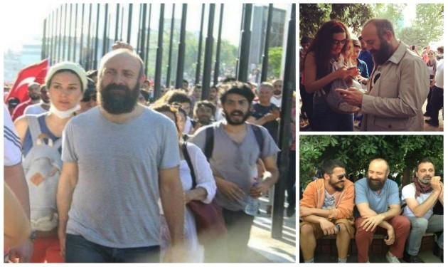 Χ. Εργέντς: Ο «ξεσηκωμός» του Σουλεϊμάν σε φωτογραφίες. Ποιοι άλλοι ηθοποιοί του σήριαλ ήταν μαζί του | tlife.gr