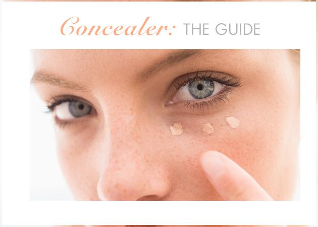 Concealer: 9 βασικοί κανόνες που κανείς δεν σου έχει πει