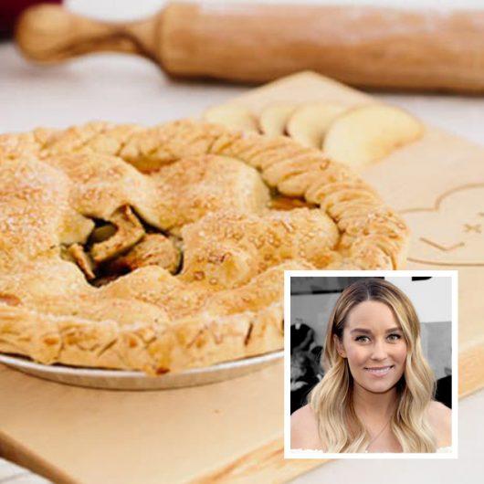 Πίτα μήλου με καραμέλα   tlife.gr