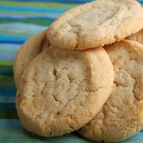 Εναλλακτικά πασχαλινά μπισκότα βανίλιας