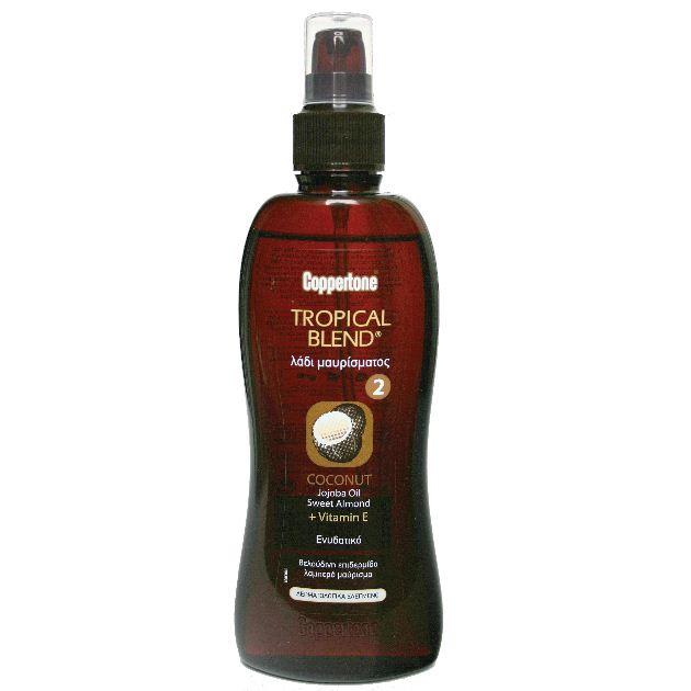 6 | Coppertone Tropical Blend