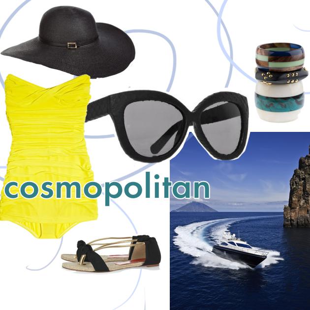 1 | Cosmopolitan διακοπές