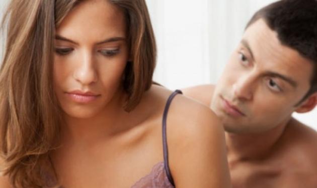 Τα συχνότερα ατυχήματα στο σεξ – Όλη η λίστα