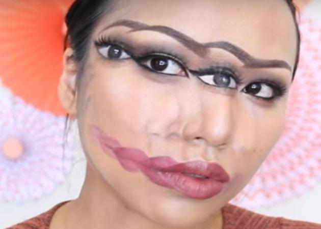 Αυτό το makeup tutorial θα σε κάνει να ζαλιστείς! Οπότε, κάθισε για να το δεις!   tlife.gr