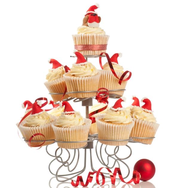 6 | Βασιλόπιτα σε Cupcake