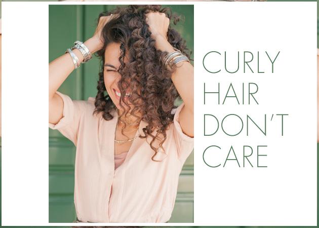 Έκανα τα μαλλιά μου σγουρά για τρεις μέρες και δες τι έγινε! | tlife.gr