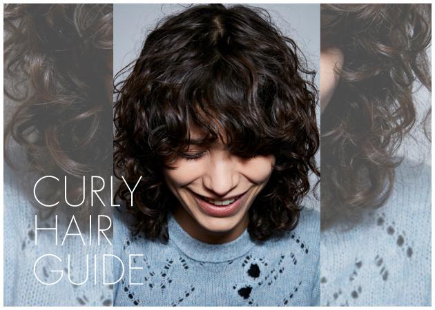 Σγουρά μαλλιά: ο απόλυτος οδηγός από το λούσιμο μέχρι το styling!
