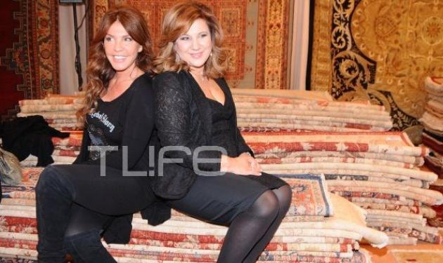 Δ. Μοιραράκη: Ποιοι διάσημοι φίλοι της πήγαν στη δημοπρασία των χαλιών του γάμου της! | tlife.gr