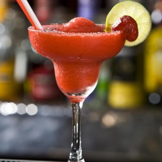 Strawberry Daiquiri | tlife.gr