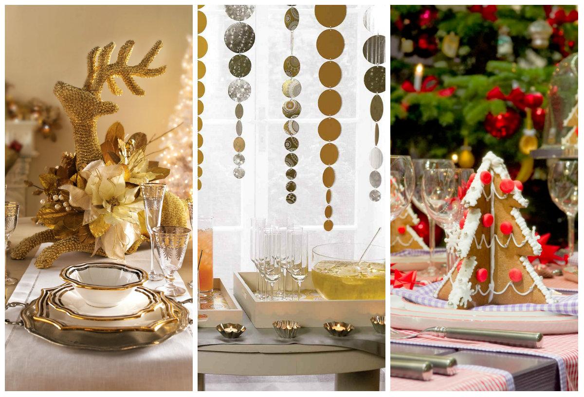 Χριστουγεννιάτικα διακοσμητικά tips για να αλλάξει διάθεση το σπίτι σου!