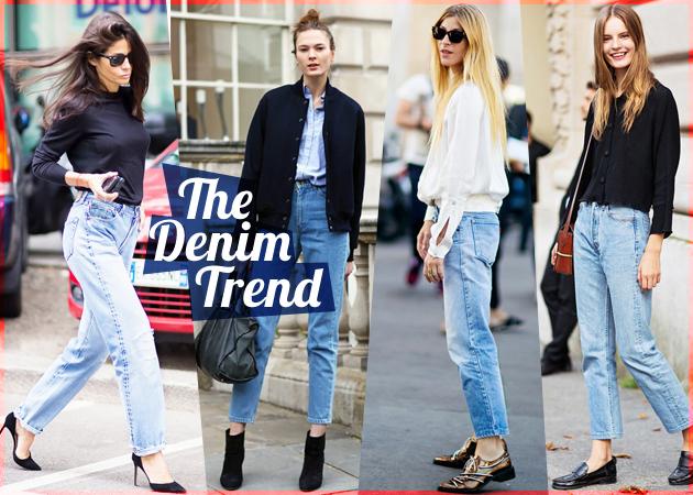 Mom jeans: H νέα HOT τάση στα τζιν έρχεται δυναμικά. Φόρεσέ τη πρώτη! Styling tips για να το κάνεις σωστά   tlife.gr