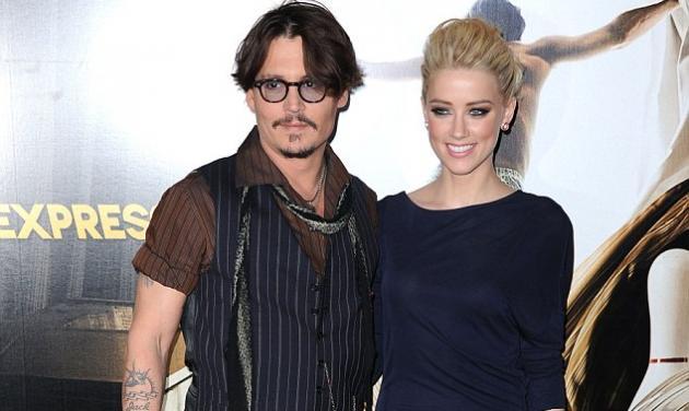J. Depp – A. Heard: Της έκανε δώρο ένα άλογο! | tlife.gr