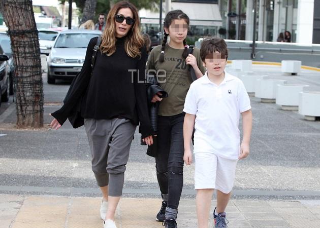 Δέσποινα Βανδή: Ξέγνοιαστες στιγμές με τα παιδιά της! | tlife.gr